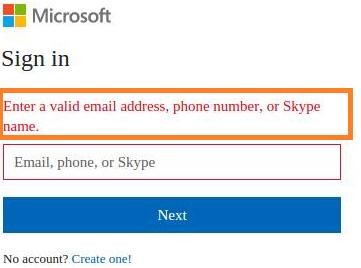 hotmail dk mail login