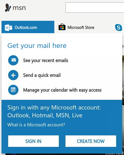 Sign in hotmail cm